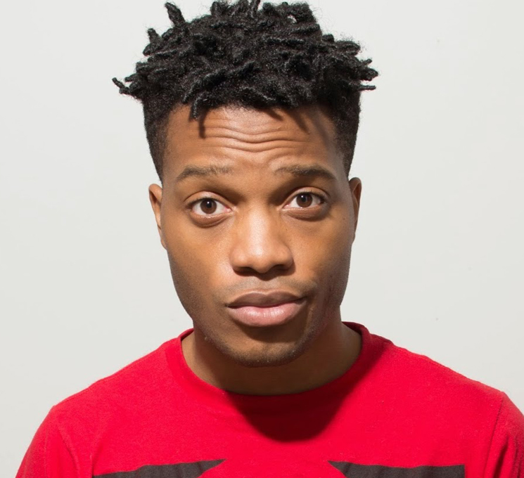 Jermaine Fowler Comedy Bar, Toronto ON, December 18