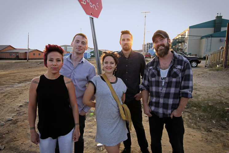 "The Jerry Cans Share Inuttitut Cover of the Tragically Hip's ""Ahead by a Century"""