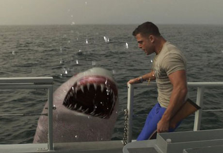 Jersey Shore Shark Attack [Blu-Ray] John Shepphird
