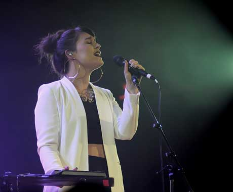 Jessie Ware Opera House, Toronto ON, April 6