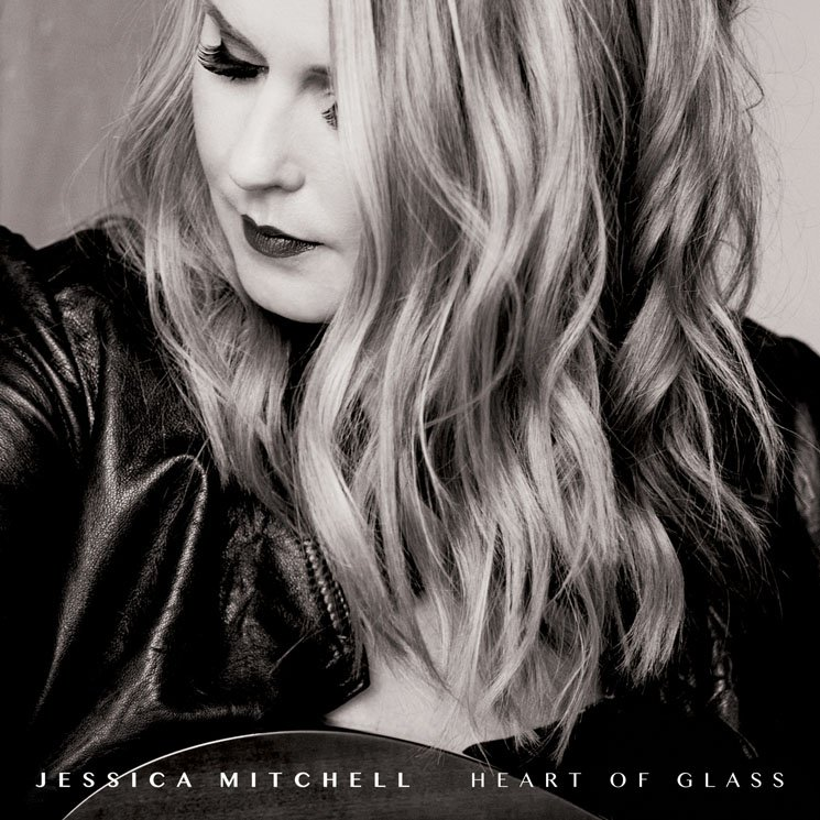 Jessica Mitchell Heart of Glass