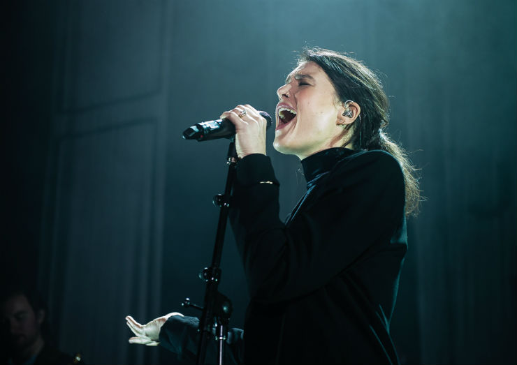 ​Jessie Ware / Jesse Boykins III Danforth Music Hall, Toronto ON, April 4