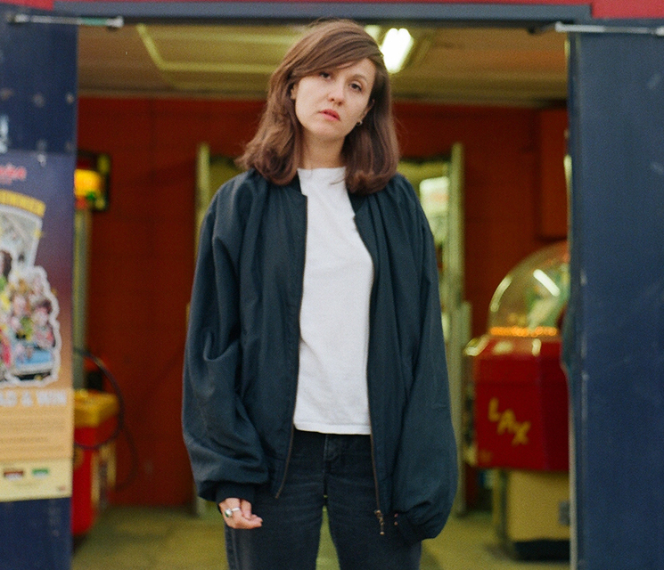 ​Jessy Lanza Pop Like No One's Watching