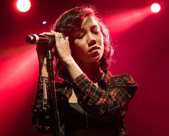 Jhené Aiko / SZA / Internet Sound Academy, Toronto ON, December 18