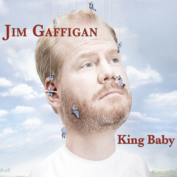 Jim Gaffigan King Baby