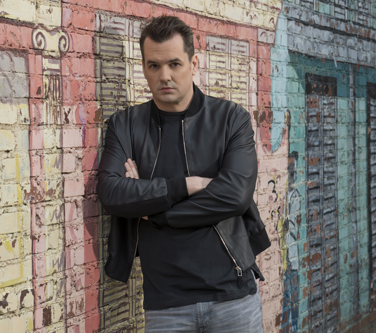Jim Jefferies Discusses the Accent Advantage and Making It Big in Comedy One Gig at a Time