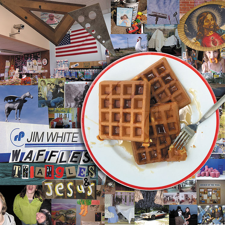 Jim White Waffles, Triangles & Jesus