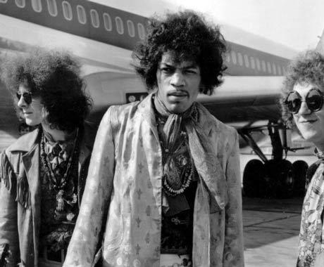 Jimi Hendrix: Hear My Train A Comin' Bob Smeaton