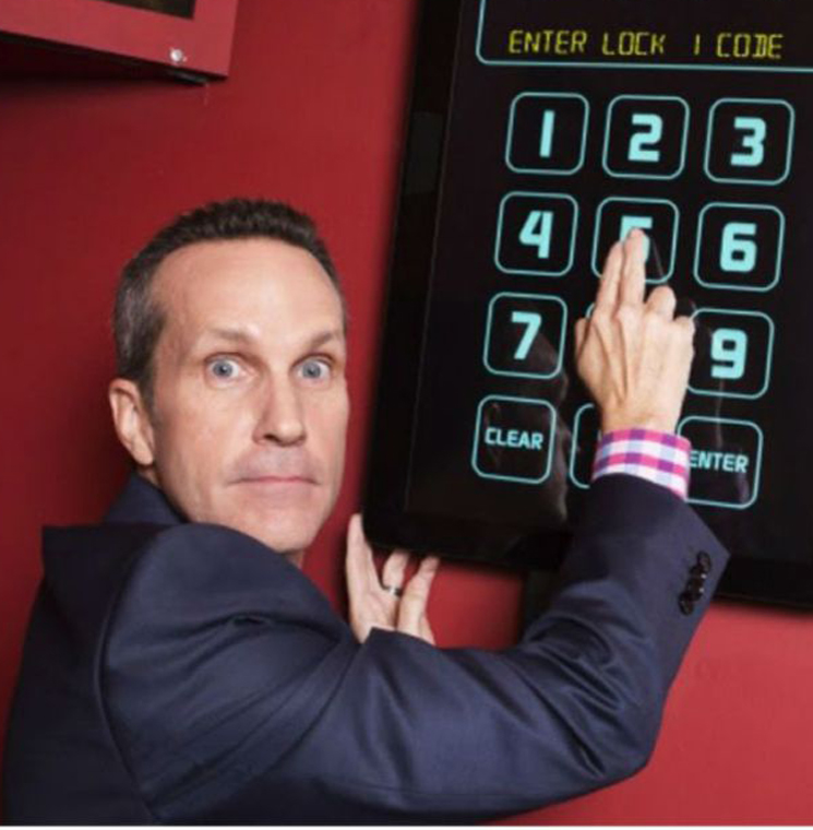 Jimmy Pardo Comedy Bar, Toronto ON, August 28