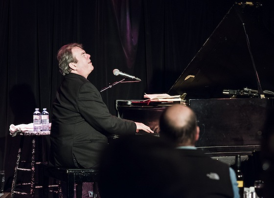Jimmy Webb Hugh's Room, Toronto ON, February 15