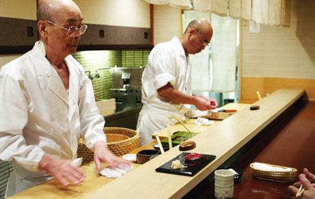Jiro Dreams of Sushi David Gelb
