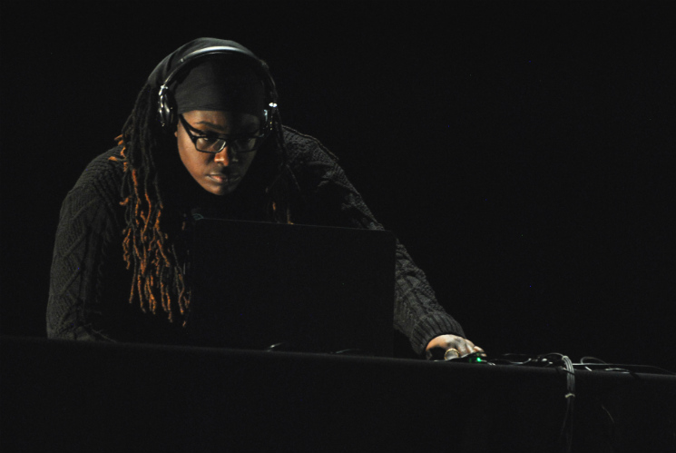 Unsound presents Halloween High: Jlin and Company Wayne McGregor's 'Autobiography Edits' / 'Under the Skin' Live Score Bluma Appel Theatre, Toronto ON, October 27