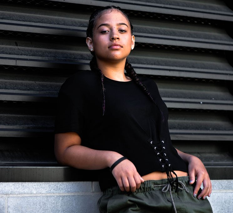 Meet Jody Upshaw, Halifax's Teenage R&B Sensation