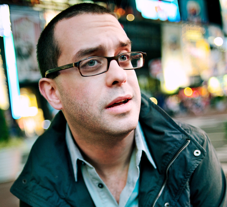 Joe DeRosa / Rob Mailloux Comedy Bar, Toronto ON, May 9