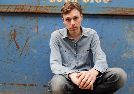 Joel Plaskett Vogue, Vancouver BC April 14