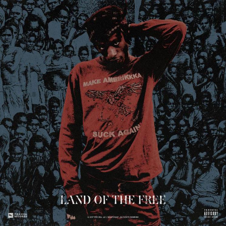 "Joey Bada$$ ""Land of the Free"""