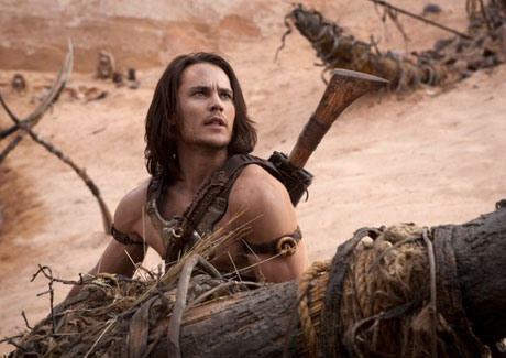 Hit the Cinema with 'John Carter,' 'Salmon Fishing in the Yemen,' 'Friends with Kids' and More in Our Film Roundup
