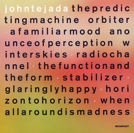 John Tejada The Predicting Machine