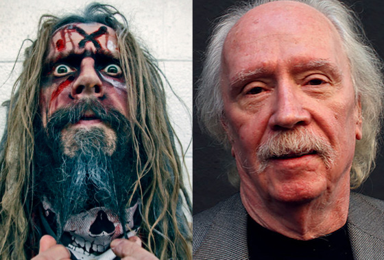 "John Carpenter Called Rob Zombie a ""Piece of Shit"" but They've Already Made Up"