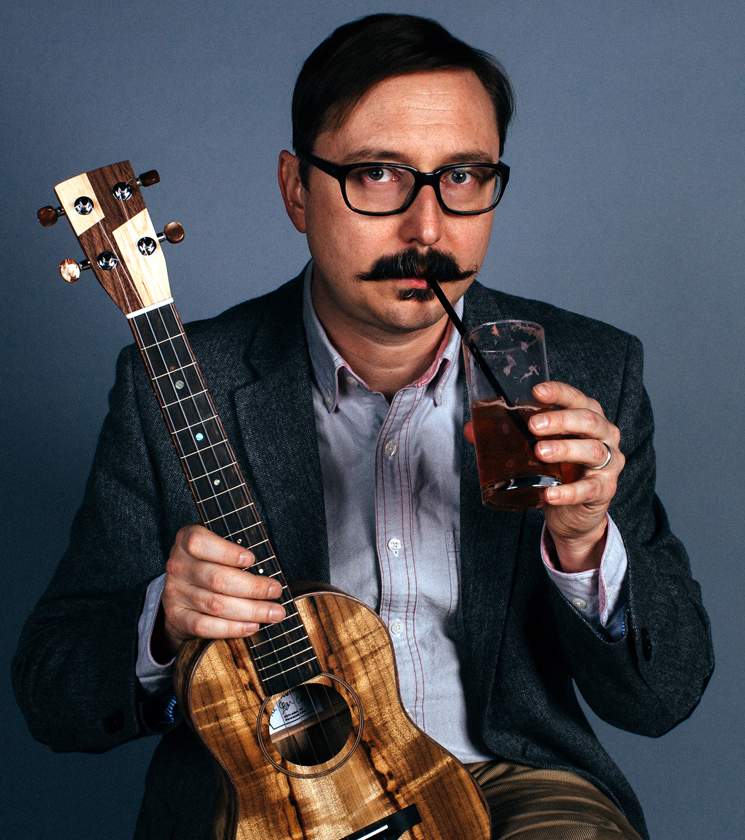 John Hodgman Royal Theatre, Toronto ON, September 28