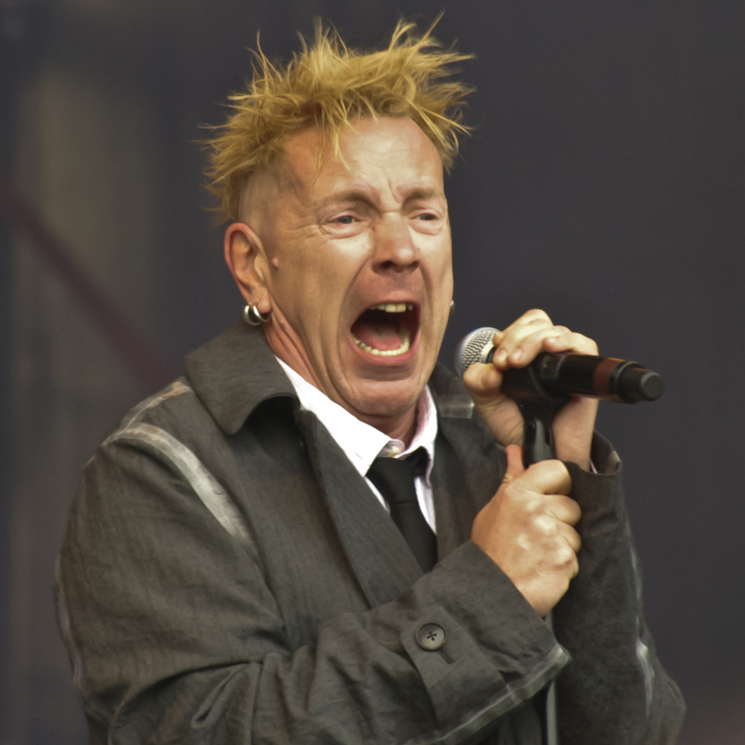 John Lydon Is Trying to Rep Ireland for 2018's Eurovision Song Contest