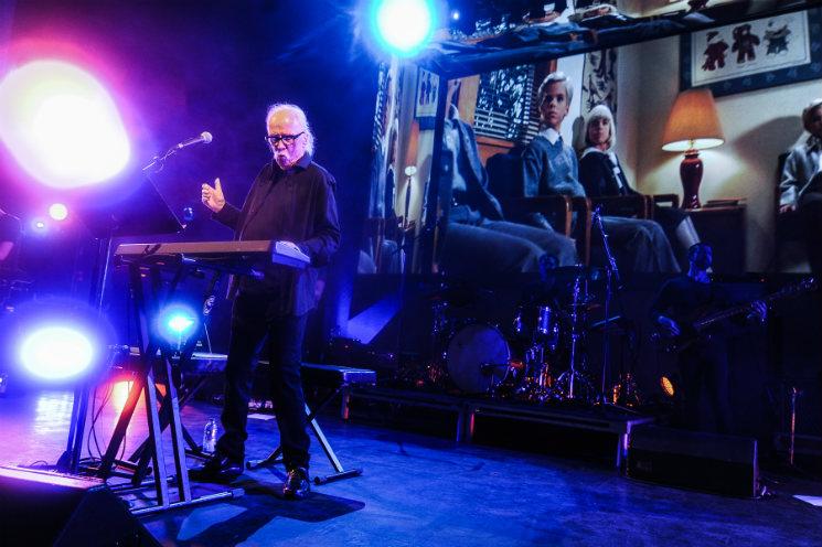 John Carpenter Danforth Music Hall, Toronto ON, November 12