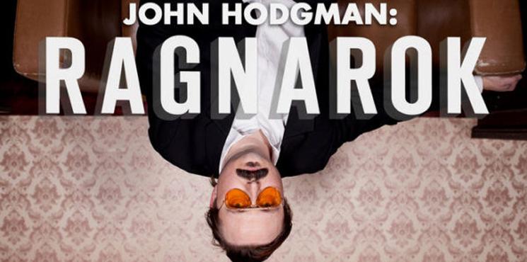John Hodgman Ragnorak