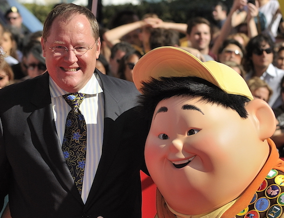 Disney•Pixar Head John Lasseter Steps Down Following Allegations of Misconduct