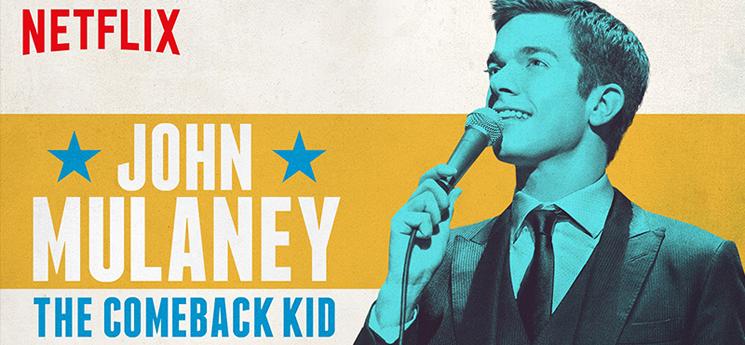 John Mulaney The Comeback Kid
