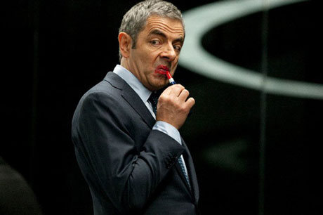 Johnny English Reborn Oliver Parker
