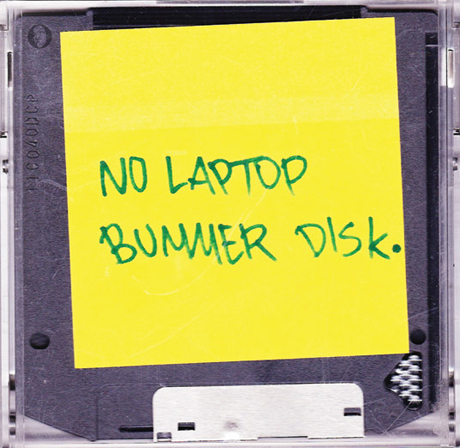 Jon Brando No Laptop Bummer Disc