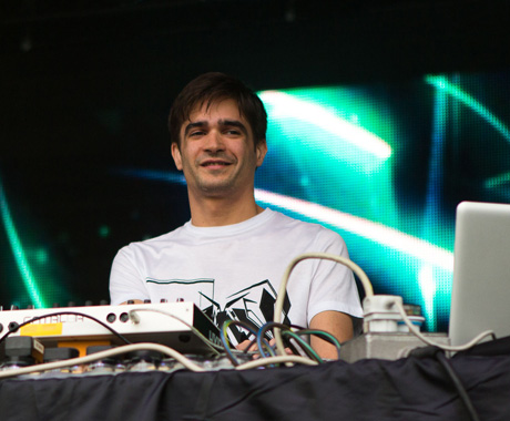Jon Hopkins Fort York Garrison Common, Toronto ON, July 19
