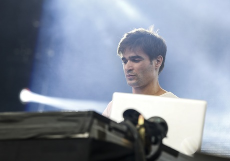 Jon Hopkins Parc Jean-Drapeau, Montreal QC, August 2