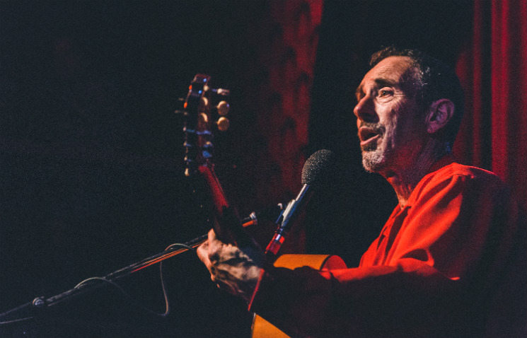 Jonathan Richman The Great Hall, Toronto ON, November 12