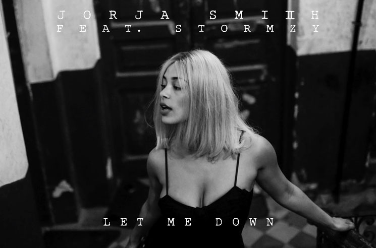 "Jorja Smith ""Let Me Down"" (ft. Stormzy)"