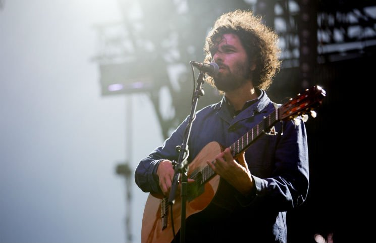 José González Bigfoot Stage, George WA, May 24