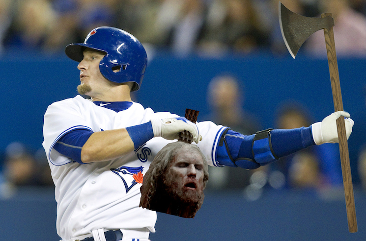 Toronto Blue Jay Josh Donaldson to Appear in New Season of 'Vikings'