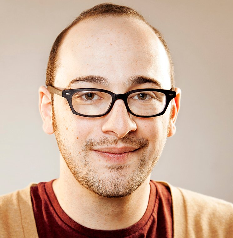 Josh Gondelman Comedy Bar, Toronto ON, November 18