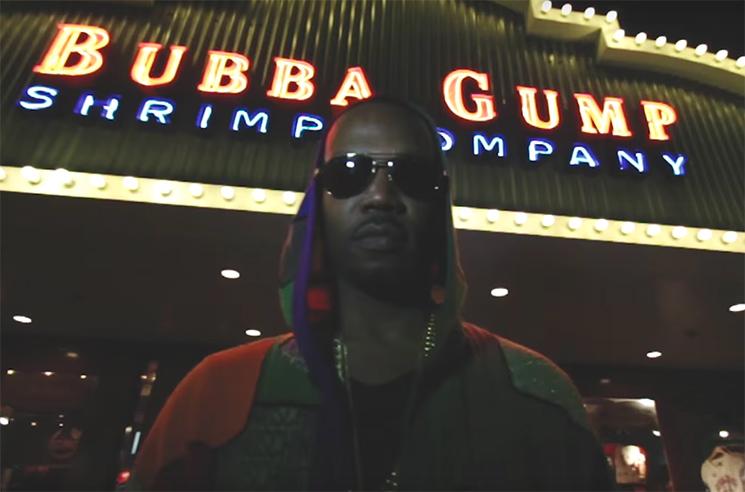 """Juicy J """"Old Skool"""" (video)"""