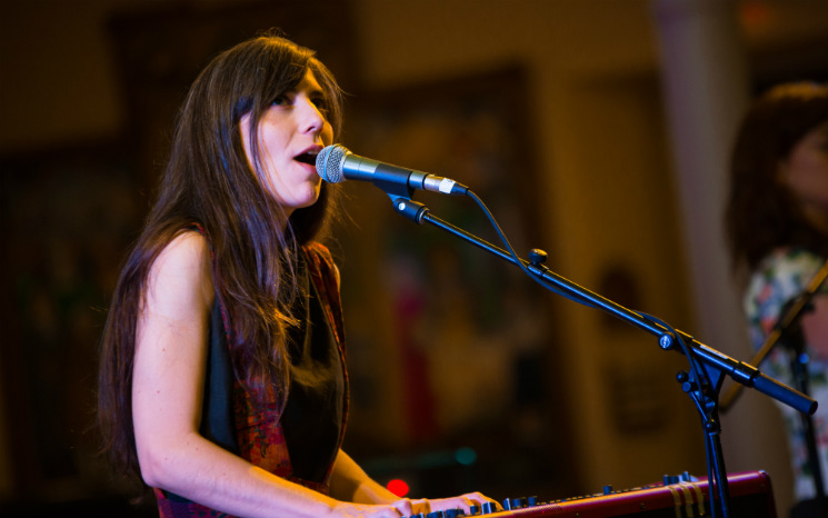 Julia Holter St. Matthew's United Church, Halifax NS, July 13