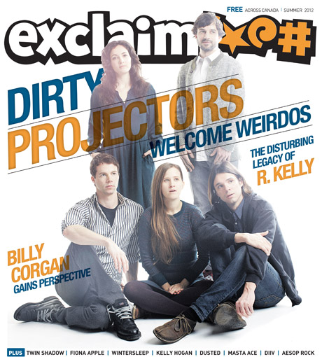 Dirty Projectors, Billy Corgan, R. Kelly, Twin Shadow and More Heat Up Exclaim!'s Summer Issue