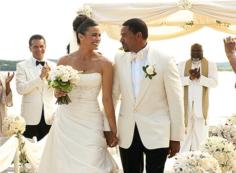 Jumping the Broom [Blu-Ray] Salim Akil