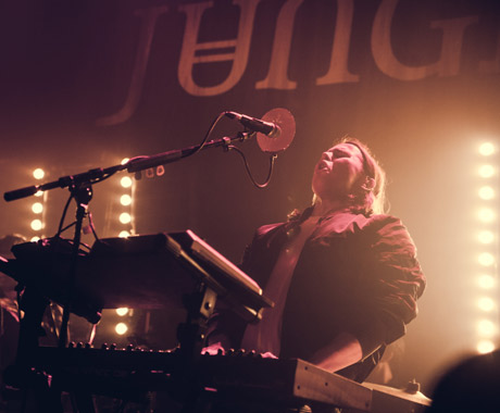 Jungle / Empress Of The Imperial, Vancouver BC, October 14