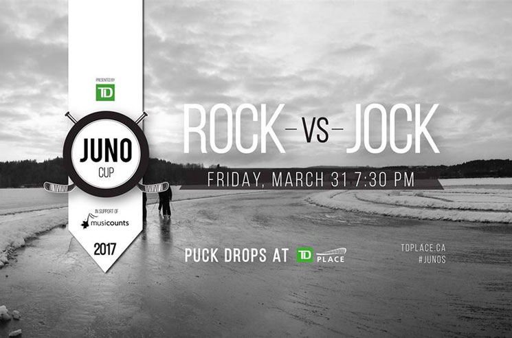 Kathleen Edwards, Jim Cuddy, Sam Roberts Face Off Against Hockey Greats in Juno Cup