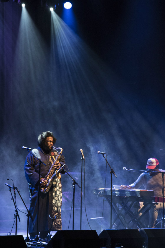Kamasi Washington Danforth Music Hall, Toronto ON, November 16