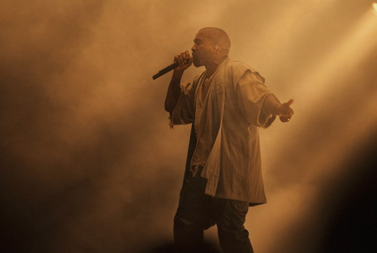 ​Kanye West Bell Stage, Ottawa ON, July 10