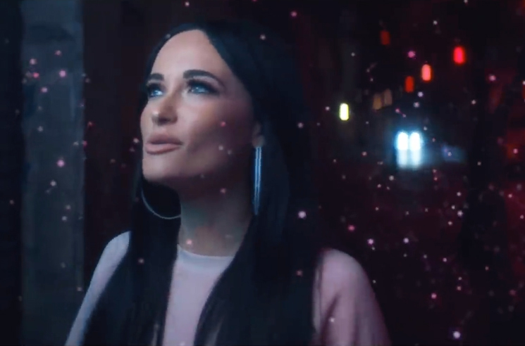"Kacey Musgraves ""Butterflies"" (video)"