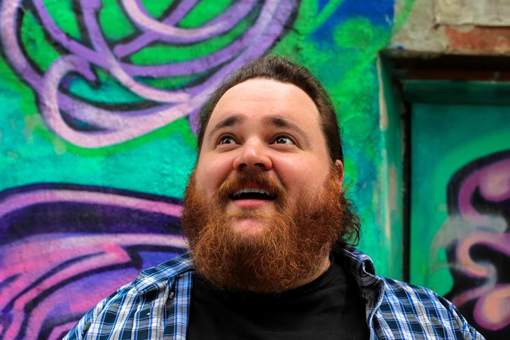 K. Trevor Wilson Comedy Bar, Toronto ON, September 26