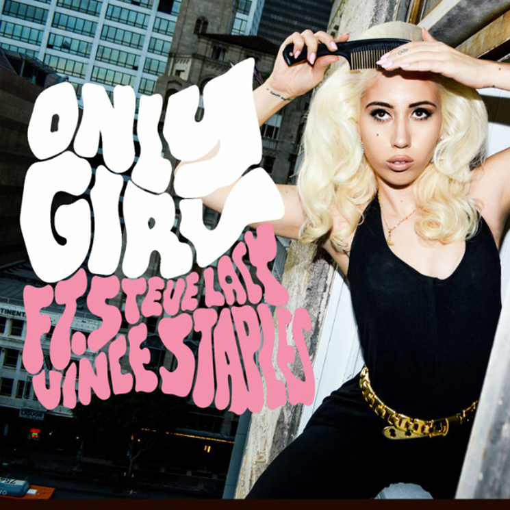 "Kali Uchis ""Only Girl"" (ft. Steve Lacy & Vince Staples) (prod. Kaytranada)"