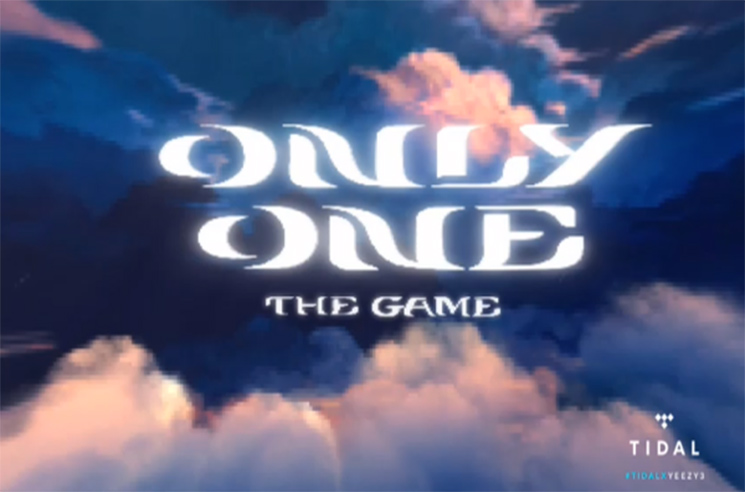 Kanye West to Release 'Only One' Videogame